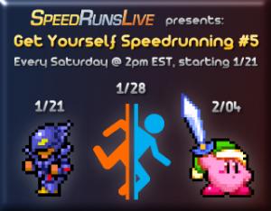 Get Yourself Speedrunning