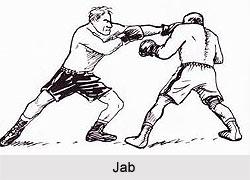 jab, correct, technique