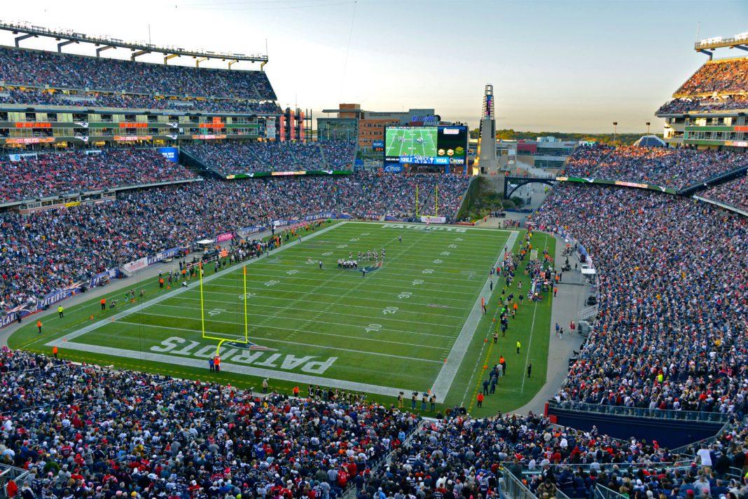 NFL's Gillette Stadium
