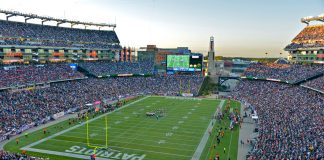 NFL's Gillette Stadium