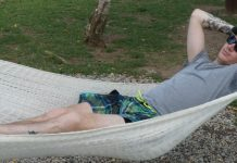 Josh, editor, lying down, job, one, to-do