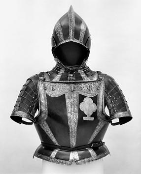 Armor, Shining, Knights, German, Art