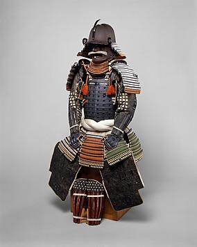 Armor, Japanese, Okinawa, Art