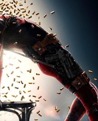Deadpool Promo Image