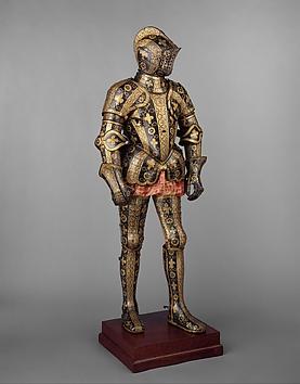 Armor, English, Greenwich, Art