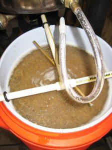 basic brewing-Fly sparging