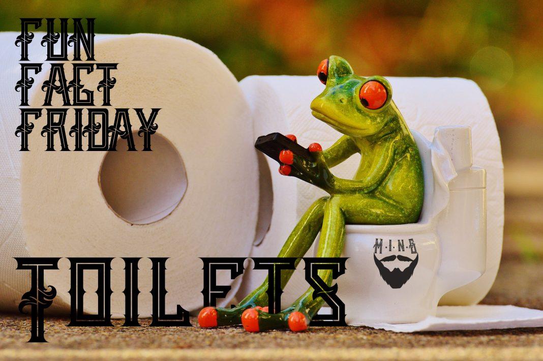 Kermit on the pot