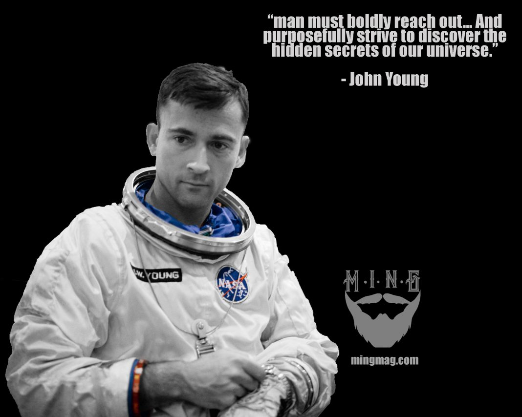 John Young quote