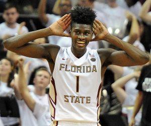 Florida State's Jonathan Isaac