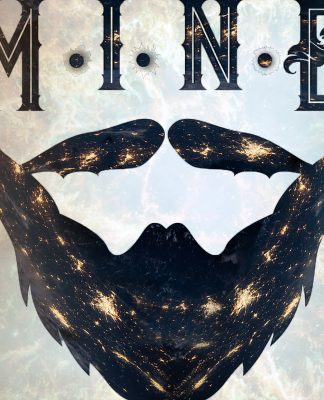 Ming Mag logo overlaid over an abstract universe with the word 'Science' visible to showcase STEAMy subjects for the week.