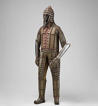 Armor, Indian, Art
