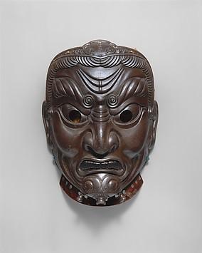 Armor, Japanese, Art, Edo, Iron, Jikokuten