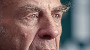Crazy Ranulph Fiennes' thousand yard stare