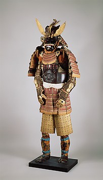 Armor, Japanese, Art, Edo