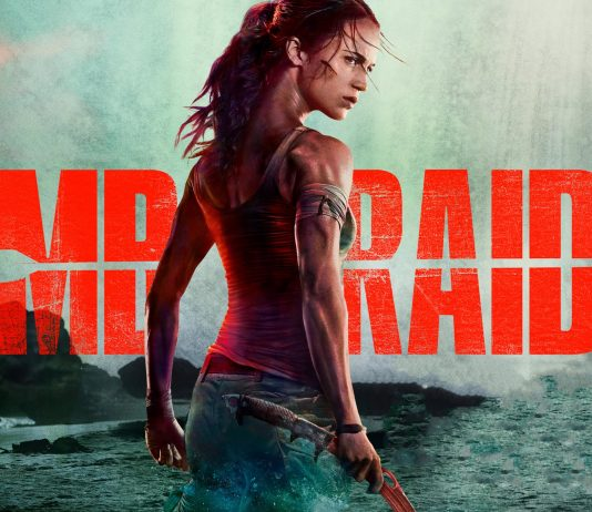 Tomb Raider 2018 Poster