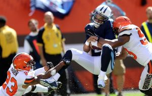 One not-so-crazy overreaction? Browns-Titans was bad football