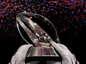 NFL Championship Round trophy