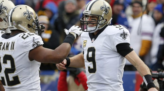 Drew Brees and the Saints take on Minnesota in the Divisional Round