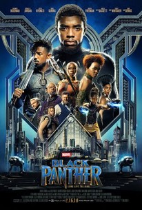 In the poster for Black Panther features cast members from Black Panther