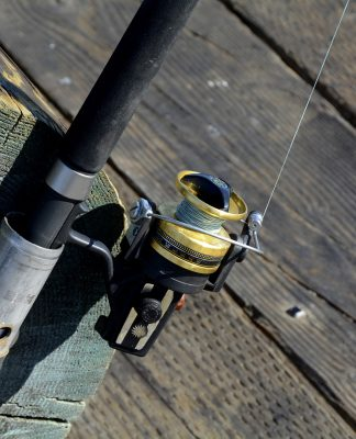 fishing rod & reel