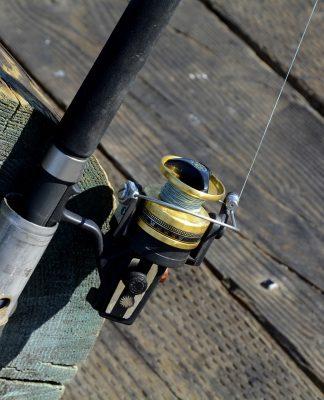 fishing rod & reel