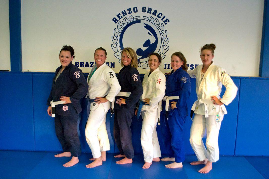 kickass ninja women