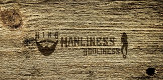 MING logo on a wood grain texture
