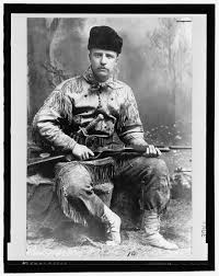 Teddy Roosevelt hunting photo