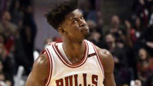 Chicago Bulls guard Jimmy Butler