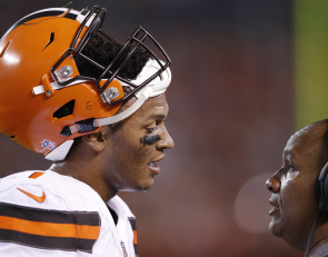 Kizer's overreaction with coach