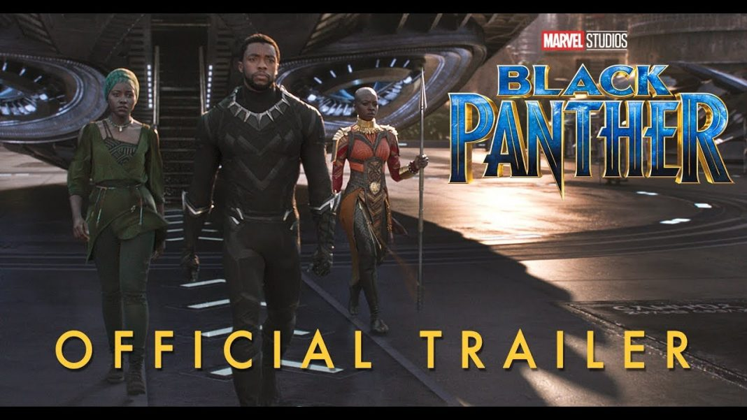 Black Panther ready for battle