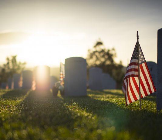 Memorial Day Dawn
