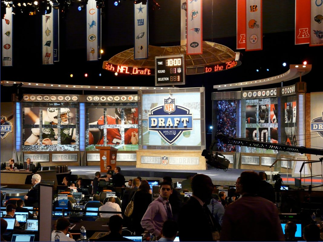 NFL draft stage