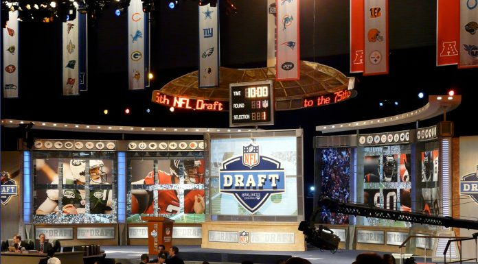 NFL draft stage
