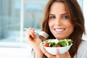 salad, healthy, aging