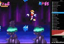 Spikevegeta speedrunning Rayman